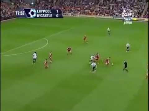 image vidéo But Xabi Alonso contre Newcastle
