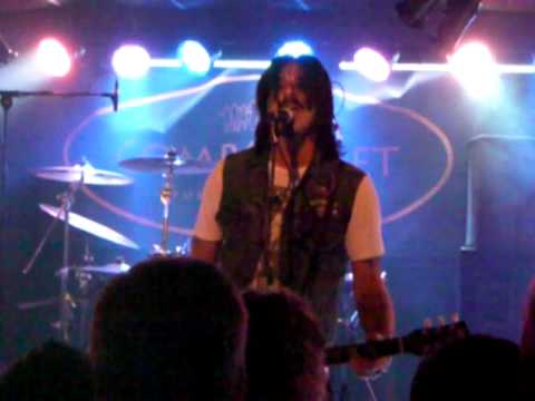 Gilby Clarke 'It´s So Easy' live @Compagniet Karlshamn 2011-10-07