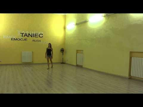 Krakowska Szkoła Tańca - Foxtrot - Nauka Kroków
