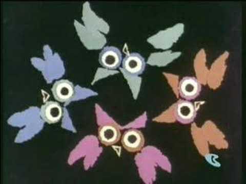 Cattanooga Cats - Hoot Hoot Owl