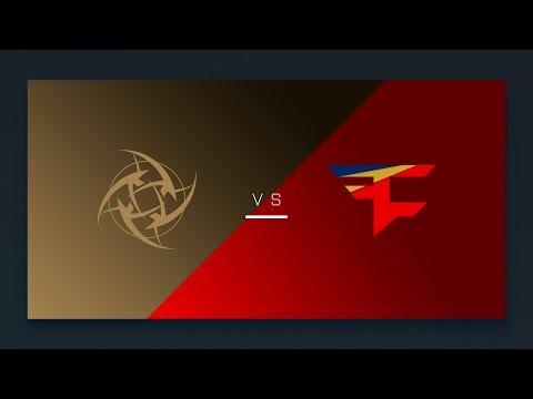 CS:GO - Ninjas in Pyjamas vs. FaZe [Train] Map 1 - EU Day 15 - ESL Pro League Season 7