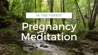Pregnancy Meditation with Pregnancy Affirmations (Pregnancy Relaxation)