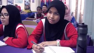 Montaj Multimedia NICTSeD dan CAKNA Johor 2018