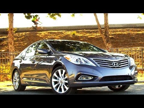 2012 Hyundai Azera Video Review - Kelley Blue Book