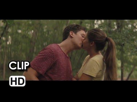 The Spectacular Now Movie CLIP - Kiss (2013) Miles Teller, Shailene Woodley - Movie HD