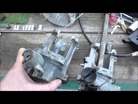 1991 Ford Explorer - Steering Column Repair/Swap