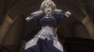 [Fate/Apocrypha Eps.23] Jeanne D'Arc, WIlliam S., and Gilles (with English Subs)