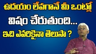 Dr Khadar Vali about Disadvantages About Tea Coffee || Dr Sarala || SumanTV Organic Foods
