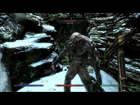 The Elder Scrolls V: Skyrim - Demo Part 2