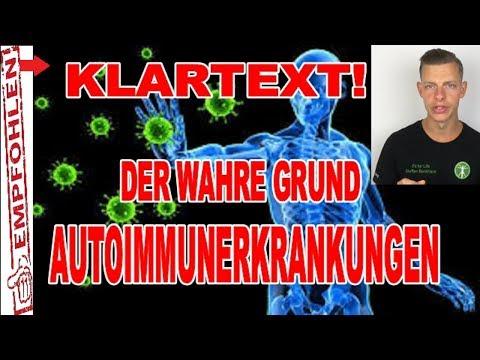 Autoimmunerkrankungen die TOP URSACHEN❗ KLARTEXT
