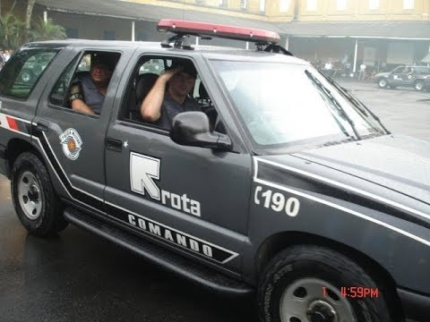 GTA Policia 24 Horas - Oh Estrupador