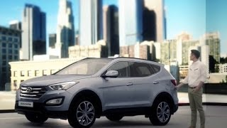 Musical Ride with the Hyundai Grand Santa Fe