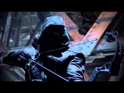 Green Arrow vs.... Green Arrow Dark Archer