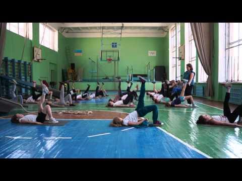 Открытый урок 02.03.2016 (физкультура, 3 класс) часть 2