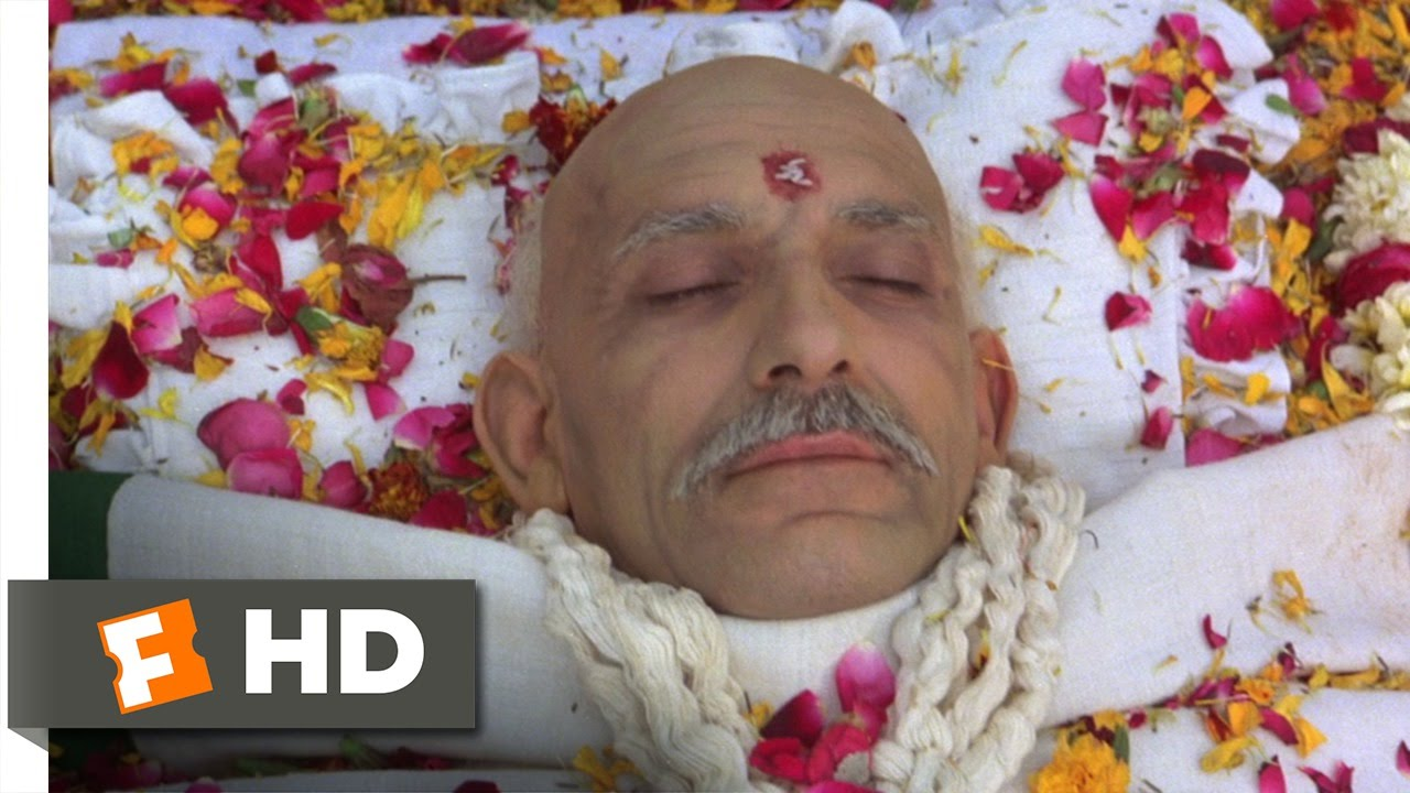 Gandhi (1/8) Movie CLIP - The Conscience of All Mankind