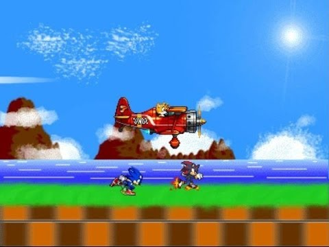 Sonic VS Shadow: The Rivalry Chase - WMP Cut Edition