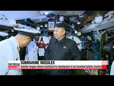 North Korea developing submarine-launched ballistic missiles: U.S. think tank