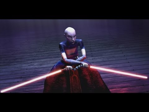 Asajj Ventress AMV Sleepwalking