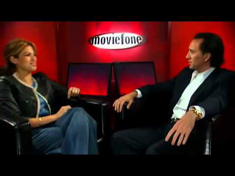 Unscripted with Nicolas Cage and Eva Mendes