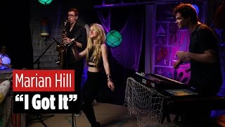 "Marian Hill Performs ""I Got It"""