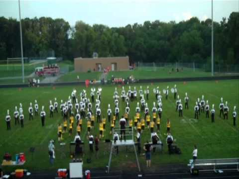 Cooper High School Halftime Aug. 22, 2014 - Jaguars Football