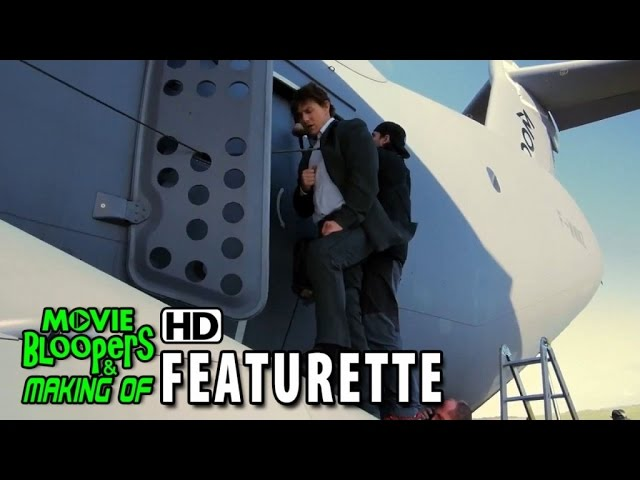 Mission: Impossible - Rogue Nation (2015) Featurette - Real