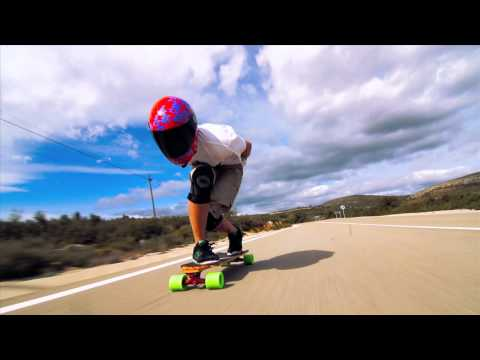 Freeride Volatile Longboards