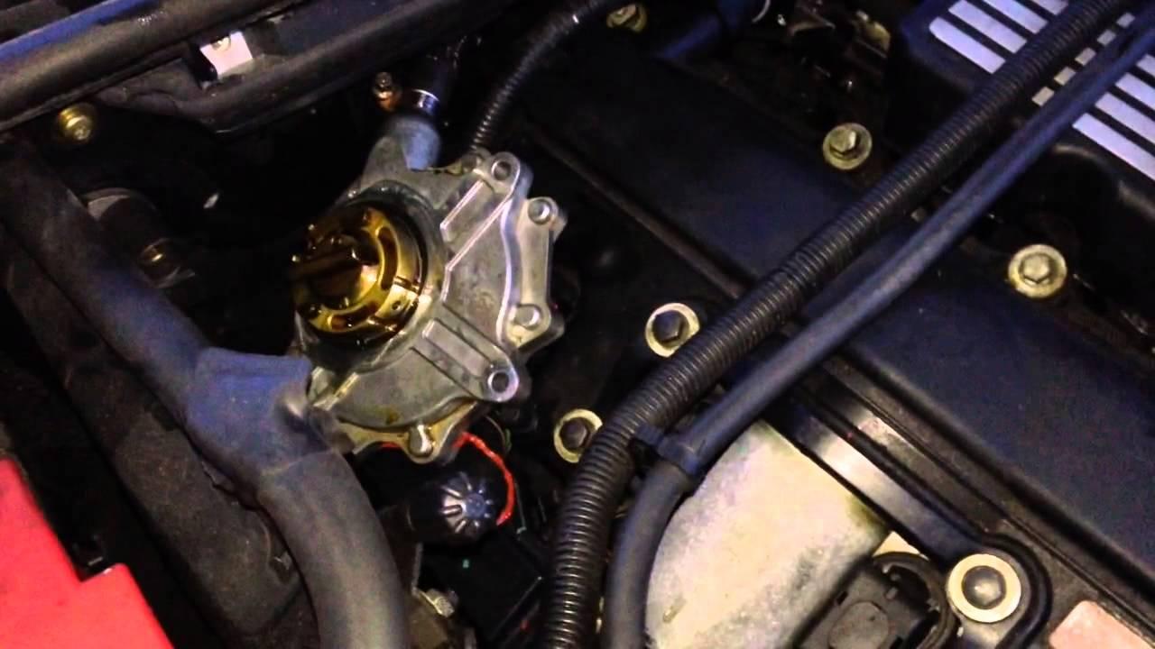 Tutorial Vakuumpumpe Einfach Ausbauen Und Erneuern N46