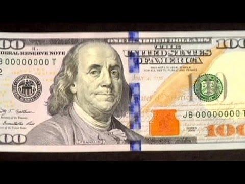 Nuevo billete de cien dólares para evitar las falsificaciones - economy