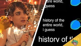 Let's React! history of the entire world, i guess...
