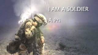 I Am a Christian Soldier, by Danny Hahlbohm