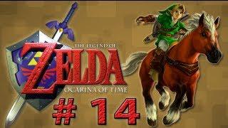 """Guia Zelda - Ocarina of Time - # 14 """"Gancho largo"""" (Guía al 100% en la Caja de Comentarios)"""