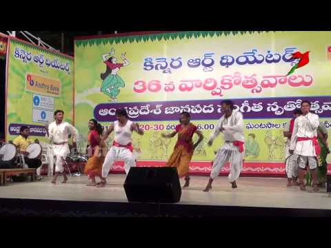 different style of telugu janapada songs