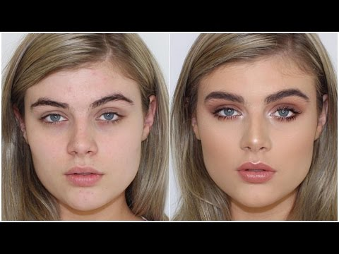 Easy Glam Makeup Tutorial With NO False Lashes ♡ Makeup By Mario Master Palette ♡ Jasmine Hand