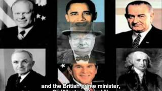 George Bush's Family Tree and the Bloodline Disease [HD]