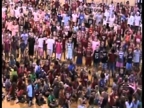 "Liberty-Benton Elementary School ""The Red Shoe Dance"""