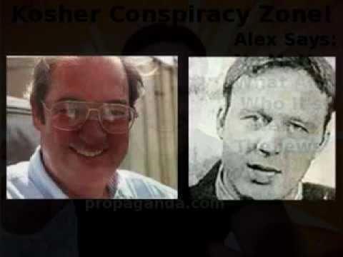 Alex Jones Exposed by Milton William Cooper