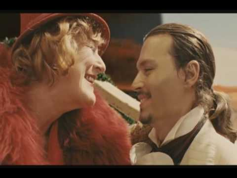 Johnny Depp's Complete Scene from The Imaginarium of Doctor Parnassus