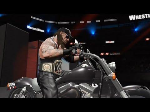 PC世界摔角娛樂WWE 2K16 - 送葬者'01(爆裂震撼'01)[Undertaker'01] Vs. 保羅・貝爾[摔角狂熱19] [最後站立者賽]【ECW冠軍'09】[19/11/'16]