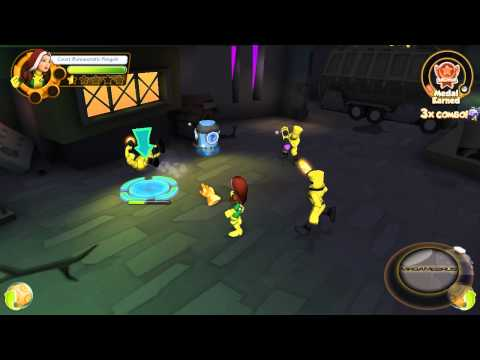 Marvel Super Hero Squad Online Rogue Gameplay- HD