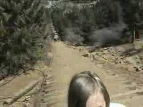 Family - Hiking The Famous Manitou Incline (5000 steps!) in Colorado Springs, CO