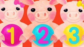 Numbers Song - children songs