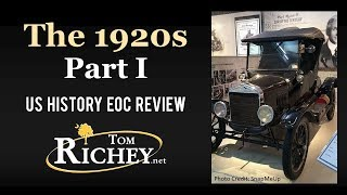 The Roaring Twenties: Part I (US History EOC Review - USHC 6.1)