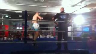 k-1-fightcenter.de  Lutz Neukirch.vs.Köksal Orduhan Ninja - KING iN THE RING