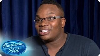 Micah Johnson: Road To Hollywood Interviews - AMERICAN IDOL SEASON 12