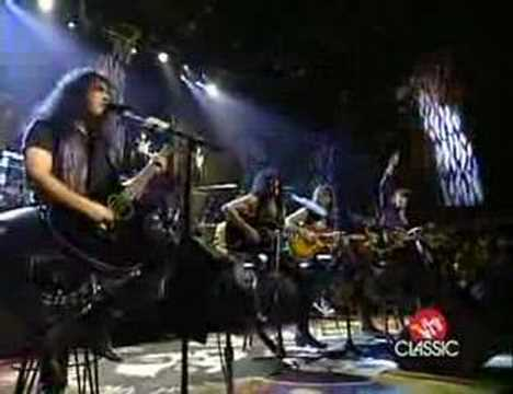 KISS - Rock and Roll All Night (Unplugged)