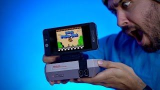 Make Your NES Classic Portable!