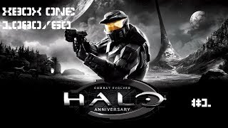 Zagrajmy w Halo: CE Anniversary ( Halo Master chief collection) odc 1 - Ucieczka z Autumn