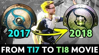 From TI7 to TI8 — Liquid.MIRACLE the MOVIE