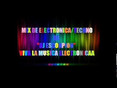 2nd – Mix de Musica electronica/ Techno Del 2011